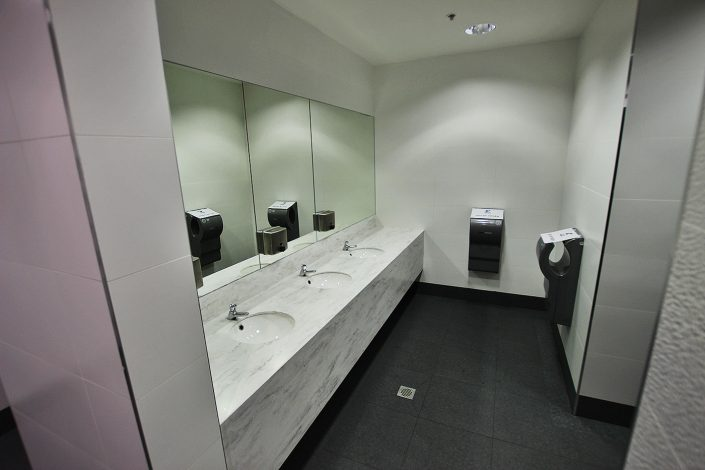 Fixed, Toombul Shopping Centre, office defits, fitout services, office stripouts, refurbishments